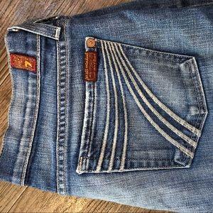 7 for all Mankind Dojo jeans